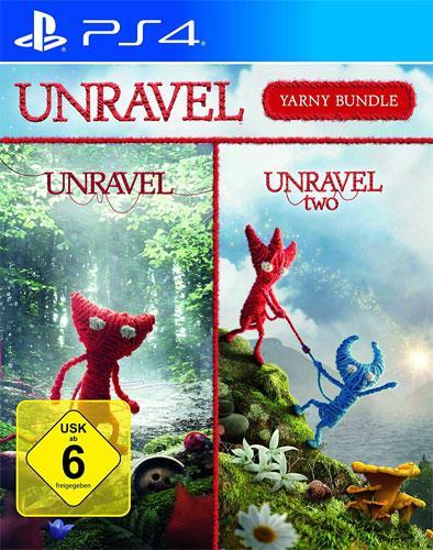 Unravel - Yarny Bundle (Unravel + Unravel 2) (German Edition)