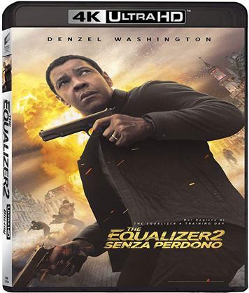 The Equalizer 2 - Senza perdono (2018) (4K Ultra HD + Blu-ray)