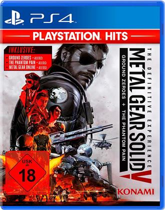 Metal Gear Solid 5 - PlayStation Hits