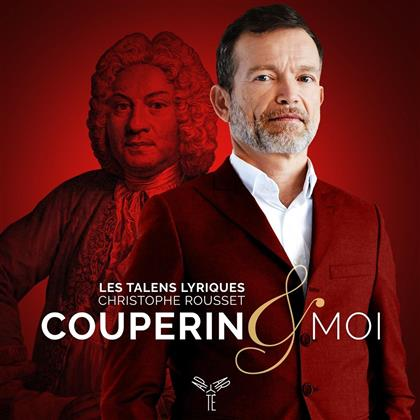 François Couperin Le Grand (1668-1733) & Christophe Rousset - Couperin & Moi (2 CDs)