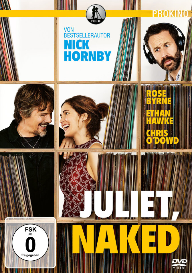 Juliet, Naked (2018)