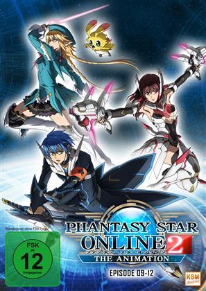 Phantasy Star Online 2 - The Animation - Episode 9-12