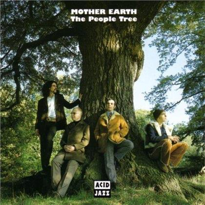 Mother Earth - People Tree (2018 Reissue, LP)