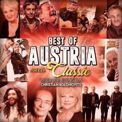 Best Of Austria Meets Classic (2 CDs)
