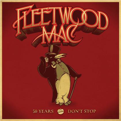 Fleetwood Mac - 50 Years - Dont Stop (3 CDs)