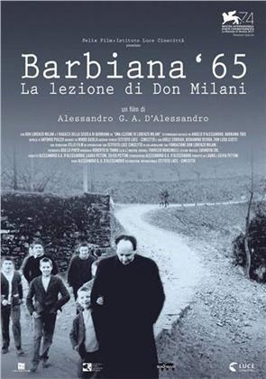 Barbiana '65 - La lezione di Don Milani (2017) (s/w)