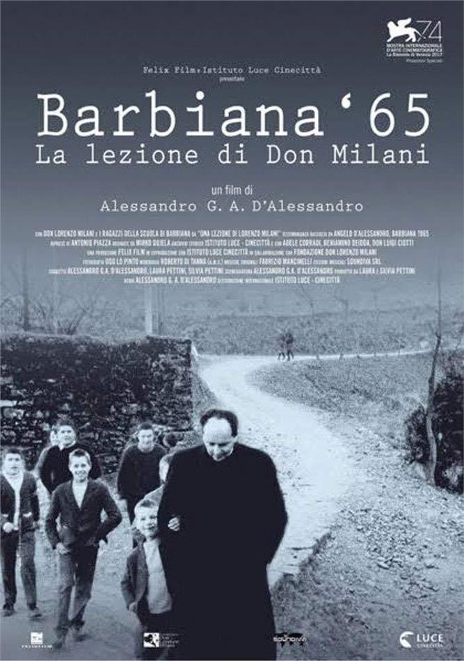 Barbiana '65 - La lezione di Don Milani (2017) (n/b)