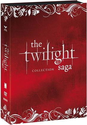 The Twilight Saga - Collection (10th Anniversary Edition, 12 DVDs)