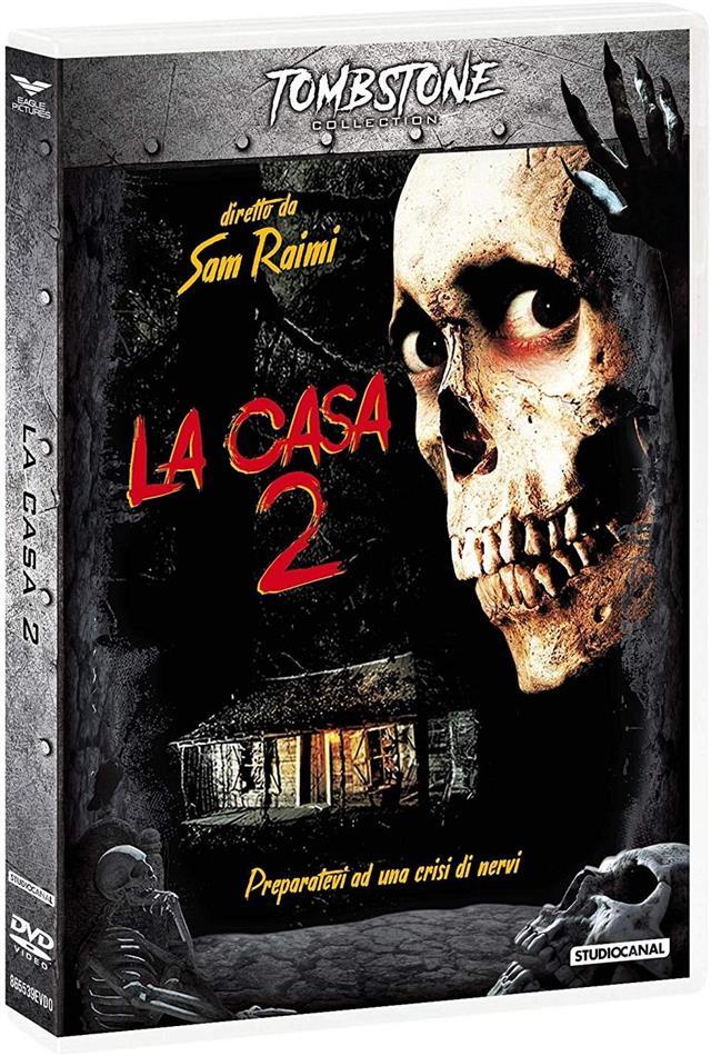 La Casa 2 (1987) (Tombstone Collection)