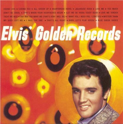 Elvis Presley - Elvis' Golden Records (Wax Love, LP)