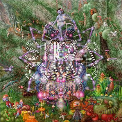 Spidergawd - V (LP + CD)