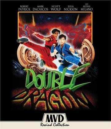 Double Dragon (1994) (Collector's Edition, Blu-ray + DVD)