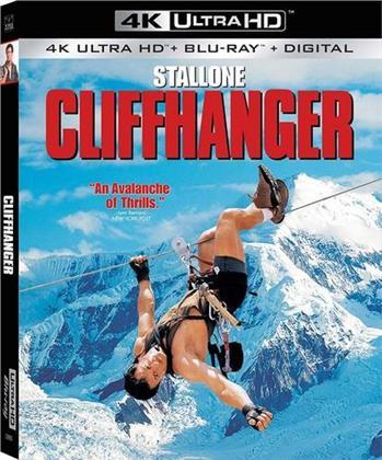 Cliffhanger (1993) (4K Ultra HD + Blu-ray)