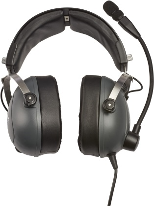 Thrustmaster - T.Flight U.S. Air Force Edition Headset
