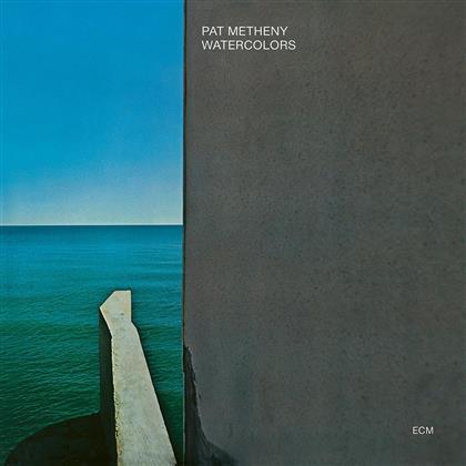 Pat Metheny - Watercolors (Digipack, 2019 Reissue)