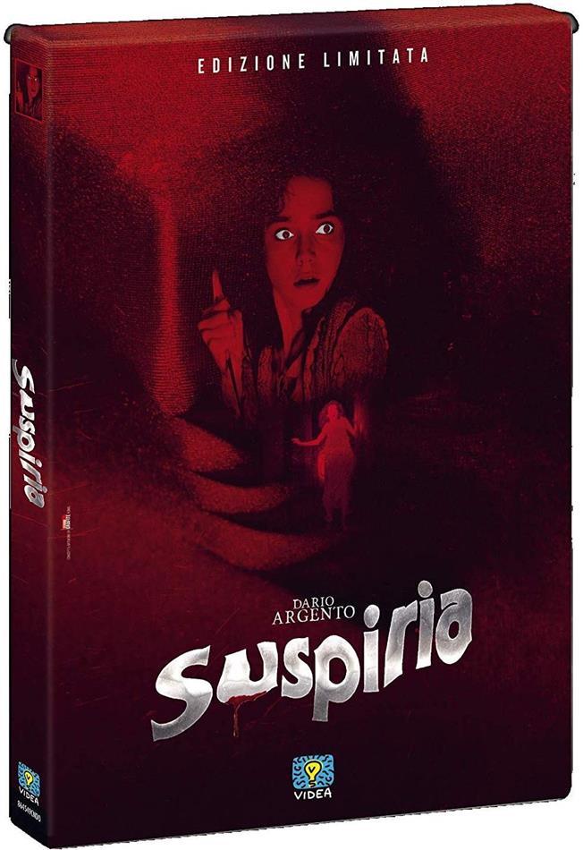 Suspiria (1977) (Edizione Limitata, Riedizione, Blu-ray + DVD)