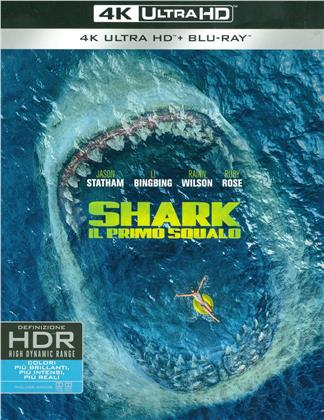 Shark - Il primo squalo (2018) (4K Ultra HD + Blu-ray)