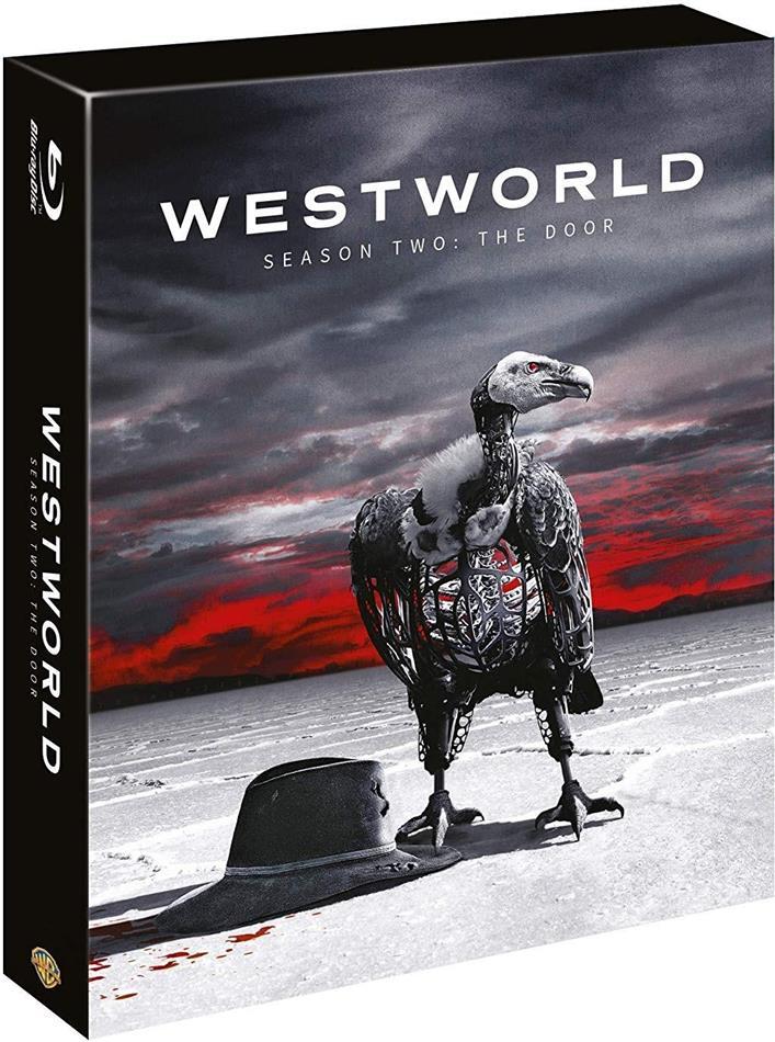 Westworld - Stagione 2 - The Door (Digipack, 3 Blu-rays)