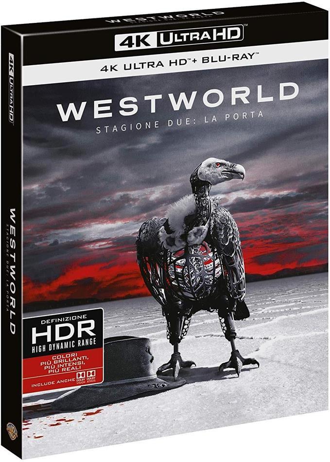 Westworld - Stagione 2 (3 Blu-ray + 3 4K Ultra HDs)