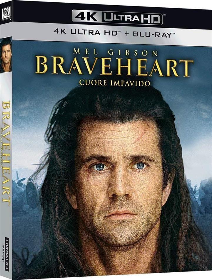 Braveheart (1995) (Blu-ray + 4K Ultra HD)