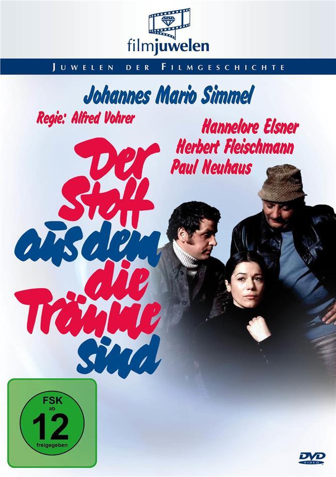 Der Stoff, aus dem die Träume sind - Johannes Mario Simmel (1972) (Filmjuwelen)