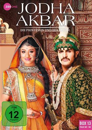 Jodha Akbar - Die Prinzessin und der Mogul - Box 13 (3 DVDs)