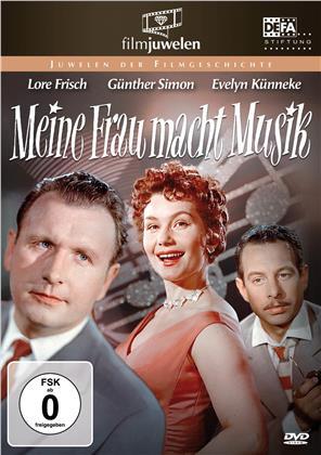Meine Frau macht Musik (1958) (Filmjuwelen)