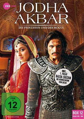 Jodha Akbar - Die Prinzessin und der Mogul - Box 12 (3 DVDs)