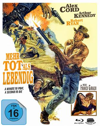Mehr tot als lebendig (1967) (Blu-ray + DVD)