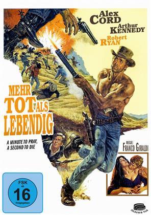 Mehr tot als lebendig (1967) (2 DVDs)