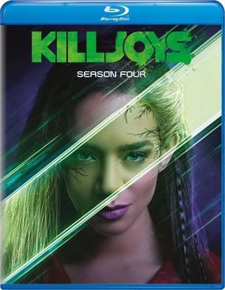 Killjoys - Season 4 (2 Blu-ray)