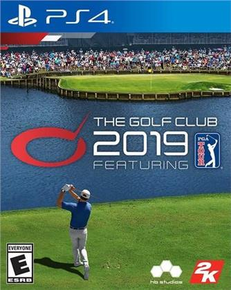 Ps4 Golf Club 2019 Featuring Pga Tour