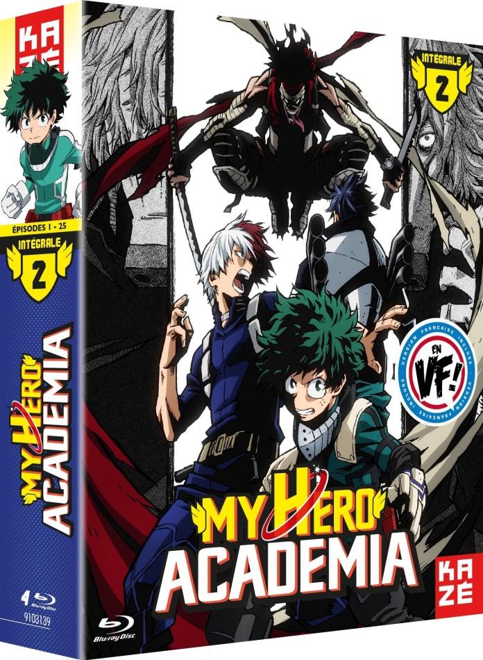My Hero Academia - Saison 2 (4 Blu-ray)