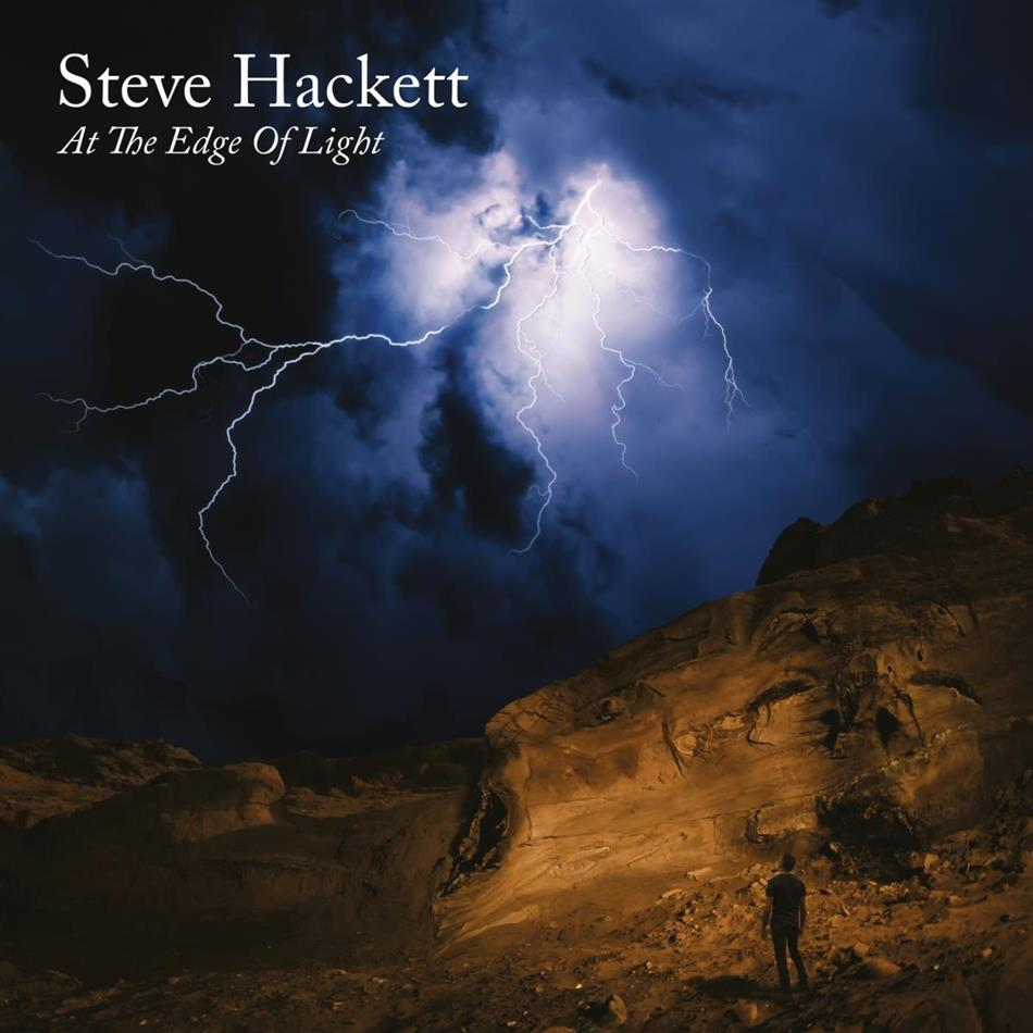 Steve Hackett - At The Edge Of Light (Mediabook, CD + DVD)