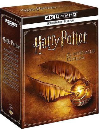Harry Potter 1 - 7 - L'intégrale (8 4K Ultra HDs + 8 Blu-ray)