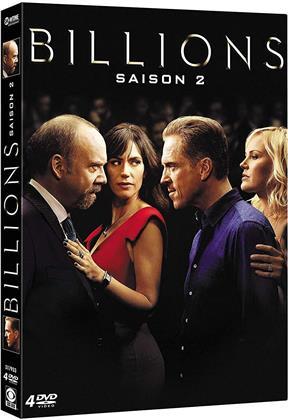 Billions - Saison 2 (6 DVDs)