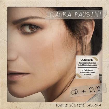 Laura Pausini - Fatti Sentire Ancora - Live In Rome July 2018 (CD + DVD)