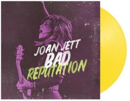 Joan Jett - Bad Reputation (2018 Black Friday Edition, Transparent Yellow, LP)