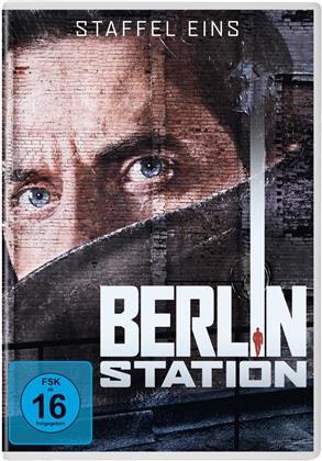 Berlin Station - Staffel 1 (4 DVDs)