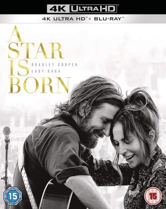 A Star Is Born (2018) (4K Ultra HD + Blu-ray)