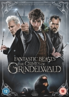Fantastic Beasts 2 - The Crimes Of Grindelwald (2018)