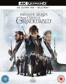 Fantastic Beasts 2 - The Crimes Of Grindelwald (2018) (4K Ultra HD + Blu-ray)