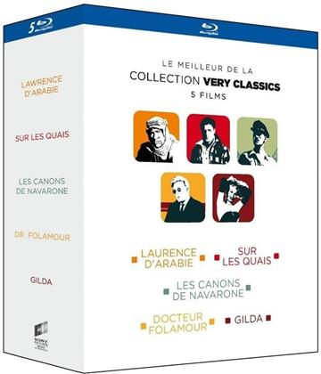 Le Meilleur de la Collection Very Classics (5 Blu-rays)