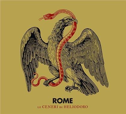 Rome - Le Ceneri Di Heliodoro (2 LPs)