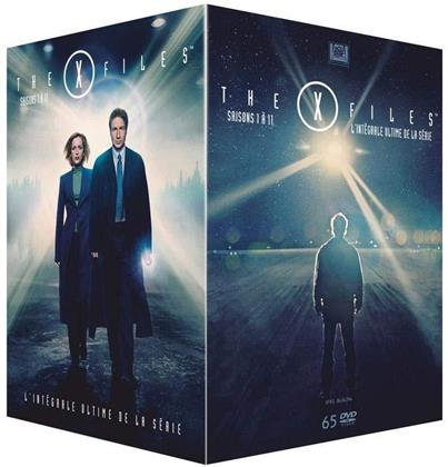 The X Files - Saisons 1-11 (65 DVDs)
