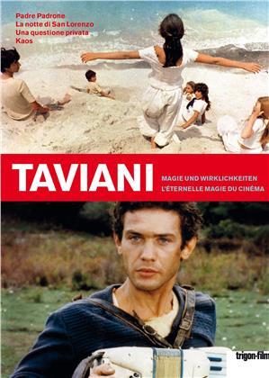 Taviani - Padre Padrone / La notte di San Lorenzo / Una questione privata / Kaos (4 DVDs)