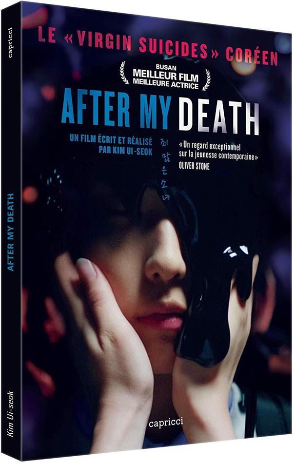 After My Death (2017) (Digibook)