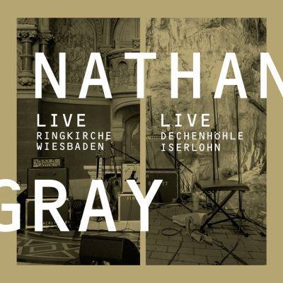 Nathan Gray (Of BoySetsFire) - Live In Wiesbaden / Iserloh (2 CDs + DVD)
