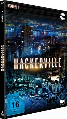 Hackerville - Staffel 1 (2 DVDs)