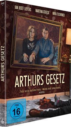 Arthurs Gesetz - Die komplette Serie (Schuber, Digibook, 2 DVDs)